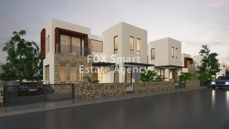 For Sale 3 Bedroom Detached Houses in Kapparis, Famagusta