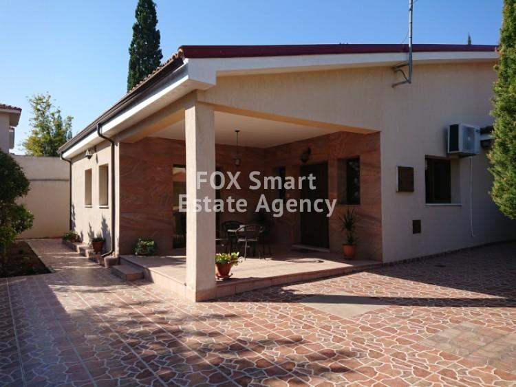 For Sale 3 Bedroom Detached House in Apostolos loukas, Aradippou, Larnaca