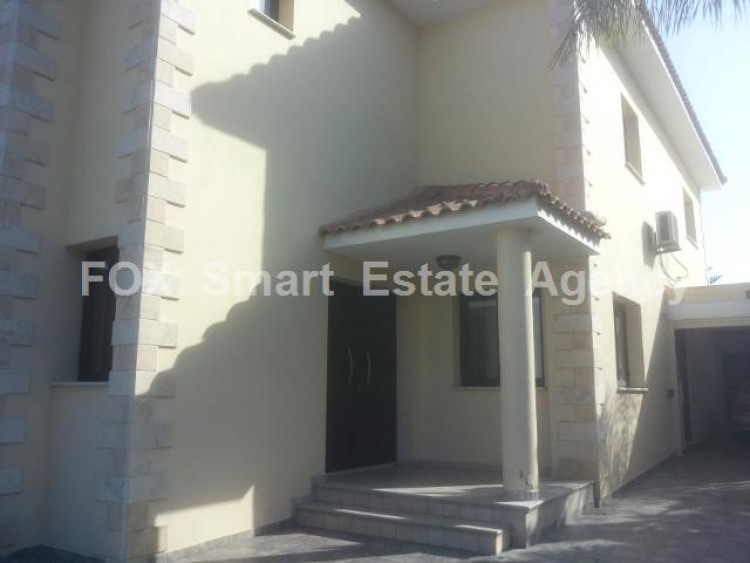 For Sale 4 Bedroom Detached House in Sotiros, Larnaca, Larnaca