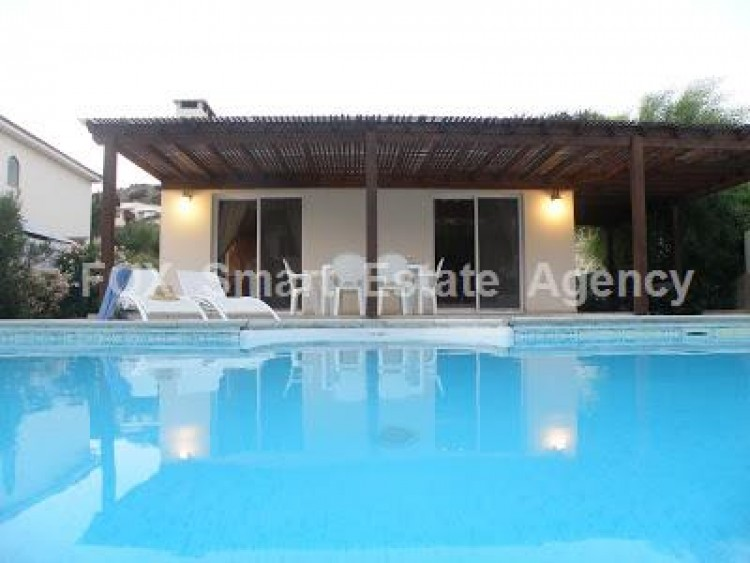 For Sale 3 Bedroom  House in Pissouri, Limassol