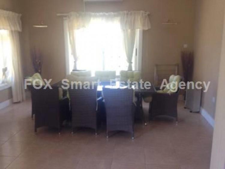 For Sale 4 Bedroom Detached House in Livadia larnakas, Larnaca