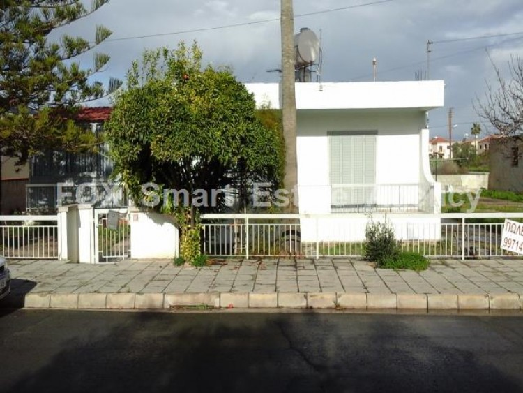 For Sale 3 Bedroom Detached House in Agios fanourios, Aradippou, Larnaca