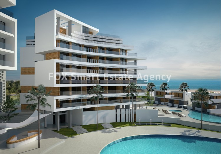 For Sale 2 Bedroom Apartment in Agia Thekla, Famagusta