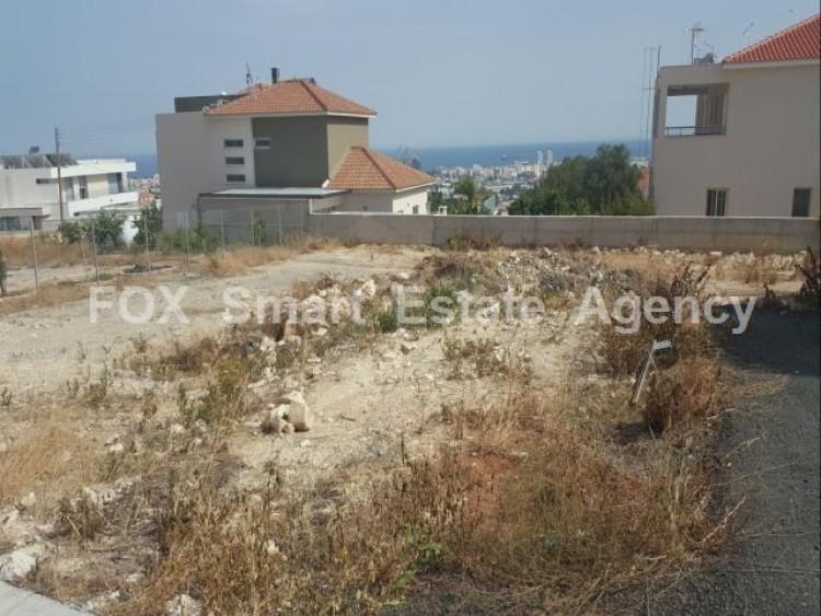 Plot in Agios athanasios, Limassol