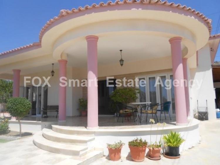 For Sale 3 Bedroom  House in Oroklini, Voroklini (oroklini), Larnaca