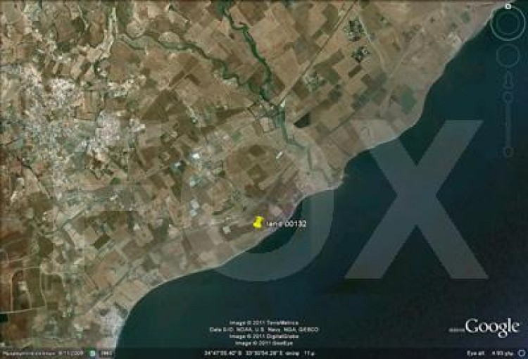 Tourist Land in Mazotos, Larnaca
