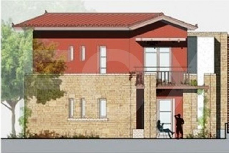 For Sale 2 Bedroom Maisonette House in Elea, Geroskipou, Paphos