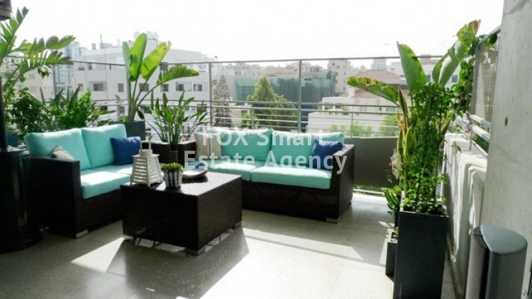 For Sale 3 Bedroom Top floor with roof garden Apartment in Strovolos, Nicosia